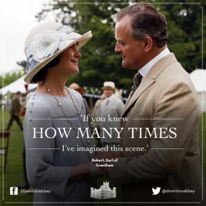Twitter Q&A with Downton Abbey's Joanne Froggatt
