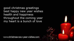 best christmas and cheerful new year quotes