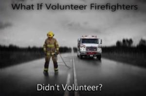 LOVE Volunteer Firefighters