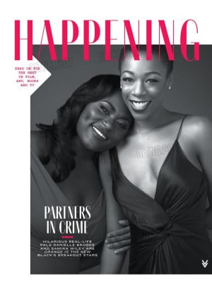 Danielle Brooks & Samira Wiley For Flare Magazine