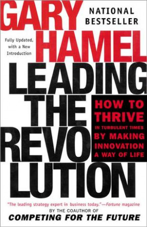 "Start by marking ""Leading the Revolution"" as Want to Read:"