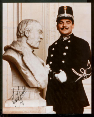 David Suchet on Hercule Poirot the role he is to quit after 25 years