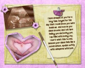 Simpatiche idee per documentare la gravidanza: diari, foto, video e ...