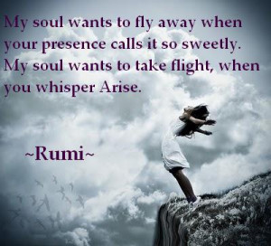 Rumi Quotes on Soul