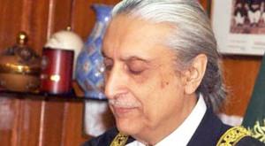 Nasirul Mulk is retiring on Sunday and President Mamnoon Hussain ...