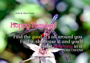 Good Morning Happy Tuesday Quotes Positive good morning quotes,