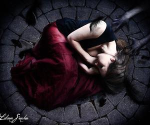 gothic sad image