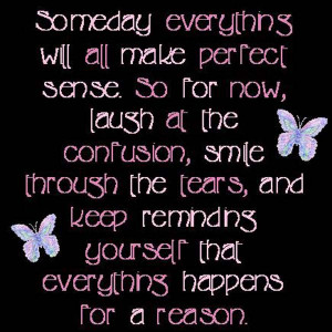 Someday Friendship Quote