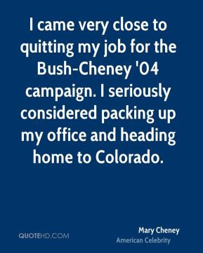 mary-cheney-mary-cheney-i-came-very-close-to-quitting-my-job-for-the ...