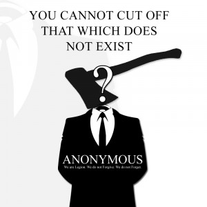 Anonymous Hackers Quotes Anonymous hacker