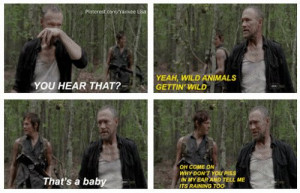 Daryl Dixon & Merle, The Walking Dead (And Daryl was right about the ...