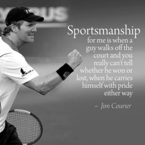 Good Sportsmanship Quotes images above is part of the best pictures in ...