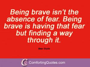 Bear Grylls Quotations