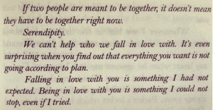 People meant to be together