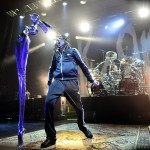 Jonathan Davis Korn on stage @ Southampton Guildhall 150x150 photo