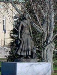 Katharine Lee Bates, American poet