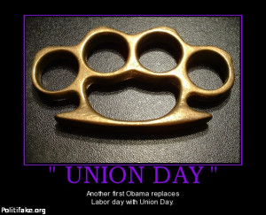 Obama 'Admin' Exempt Labor Unions from Stalking, Trespassing Laws.