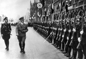 Hitler's Decree Has SS Troops Play Role in Both Foreign and Domestic ...