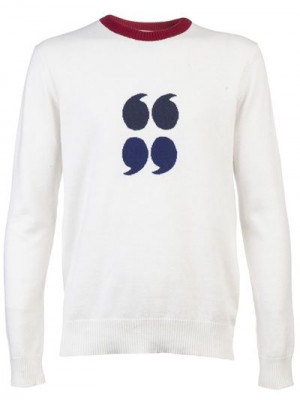 Band Of Outsiders Quotes Sweater