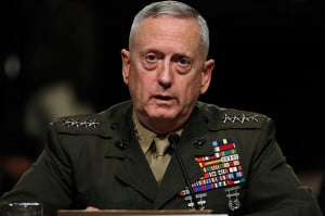 THE TOP FIVE REASONS GENERAL 'MAD DOG' MATTIS SHOULD BE PRESIDENT!