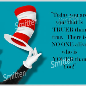About Dr Seuss Weird Love Quote