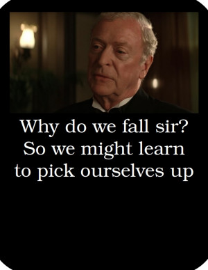 Batman Begins. Love that movie.