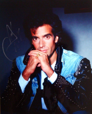 ... Copperfield Magic, Copperfield Signs, David Copperfield, Illusionist