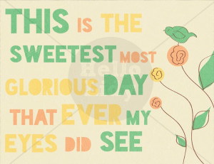 Sweetest Day Quote