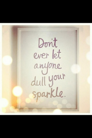 Shine bright like a diamond!