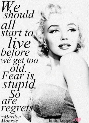 ... 11 August, 2013 Comments Off on Thoughtful Quotes from Marilyn Monroe