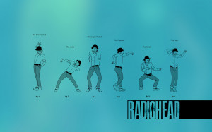 Radiohead Lotus Flower dance