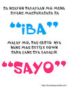 howtocatchyourspousech...Bitter Quotes Tagalog Tumblr