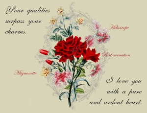 You are about to send flowers … but what are you saying?Offering a ...