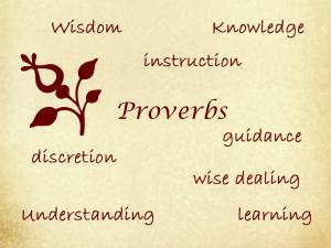 ... of Wisdom: Why Seek Wisdom When You Don't Listen? Proverbs 22:17-21