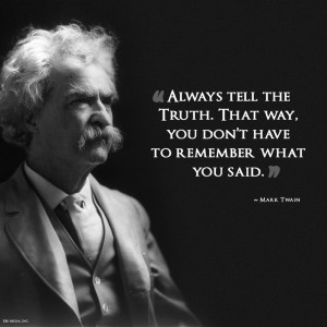 Quotes - Tell the Truth by rabidbribri