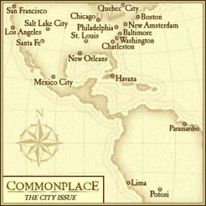 Colonial New Spain Map Cities
