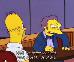 moe szyslak quotes the simpsons mommie beerest moe szyslak and marge ...