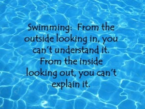 Swimming quotes, sport, best, sayings, wise