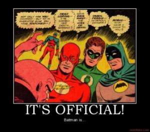 Its Official Batman Robin Dc Demotivational Poster 1246882922 Jpg.
