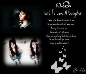 gangster love quotes or saying image by ohmykpop on photobucket images ...