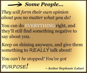 stop talking about people quotes