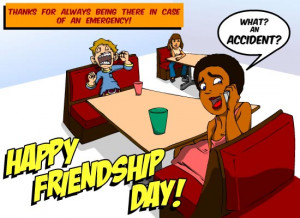 Friendship Day Funny