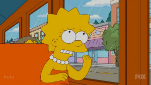 Quotes To Live By, Courtesy Of Lisa Simpson