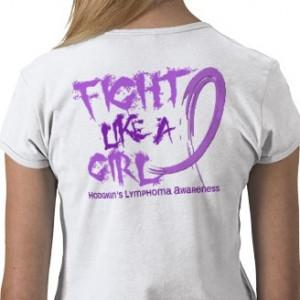 Fight Like A Girl 5.3 Hodgkin's Lymphoma