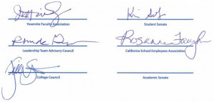Doctors Signatures The missing signature at