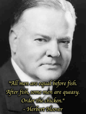Happy Birthday, Herbert Hoover!