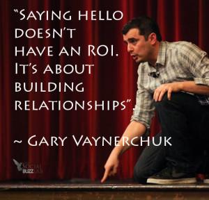Gary Vaynerchuk Quote