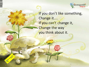 ... quotes in English - Attitude change quotes in english - Change Quotes
