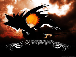 BLEACH QUOTES....