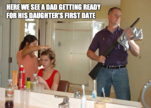 Funny-2014-Dad-Getting-Ready-For-His-Daughters-First-Date-MEME-and-LOL ...